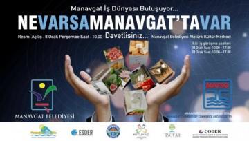 """""""Ne Varsa Manavgat'ta"""" Var Etkinliğine Katıldık"""